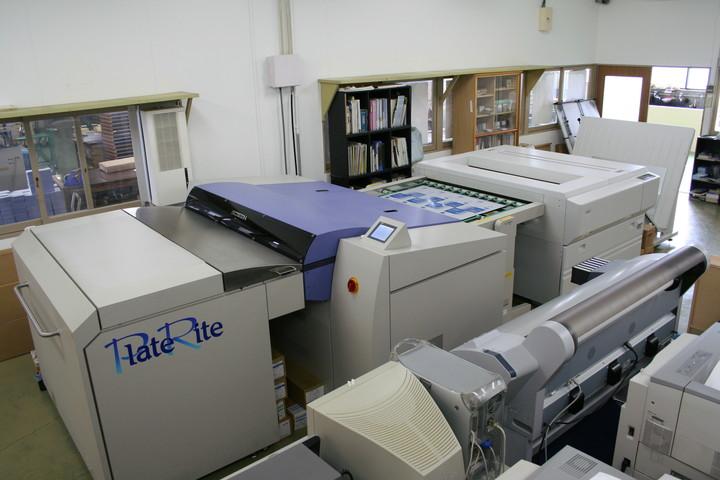 印刷用製版機3096